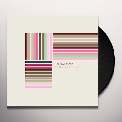 Holiday Flyer THE RAINBOW CONFECTION Vinyl Record