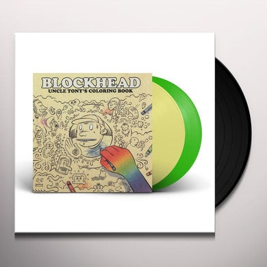 UNCLE TONY'S COLORING BOOK Vinyl Record