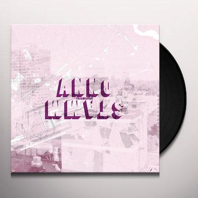 Anno Stamm FRAGMENTS B Vinyl Record