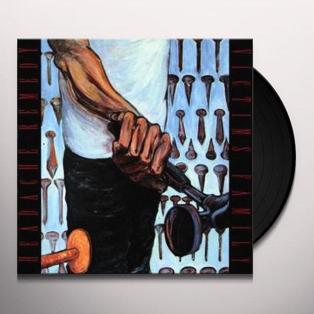 Victims Family HEADACHE REMEDY Vinyl Record