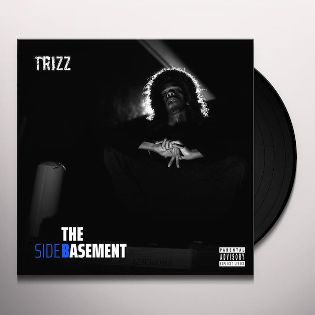 Trizz BASEMENT Vinyl Record