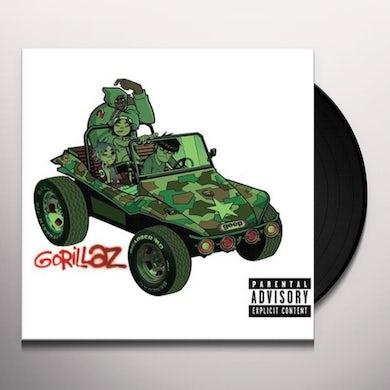 Gorillaz Vinyl Record