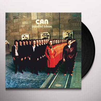 Can UNLIMITED EDITION Vinyl Record