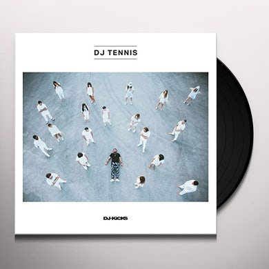 Dj Tennis DJ-KICKS Vinyl Record