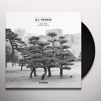Dj Tennis Feat Fink CERTAIN ANGLES Vinyl Record