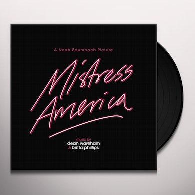 Dean Wareham / Britta Phillips MISTRESS AMERICA / Original Soundtrack Vinyl Record