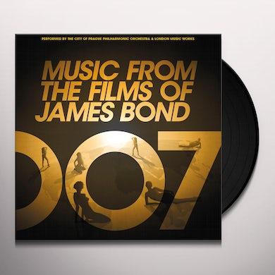 City Of Prague Philharmonic Orchestra JAMES BOND Vinyl Record