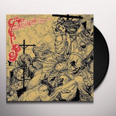 The Flatliners CAVALCADE DEMOS (OD SERIES) Vinyl Record