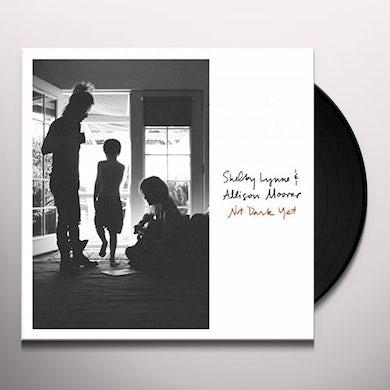 Shelby Lynne / Allison Moorer NOT DARK YET Vinyl Record