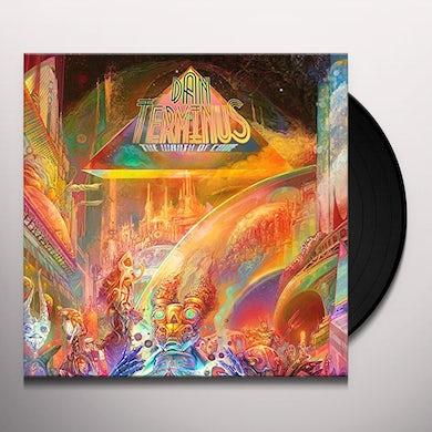 Dan Terminus WRATH OF CODE Vinyl Record