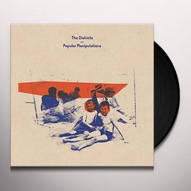 Districts Popular Manipulations Vinyl Record