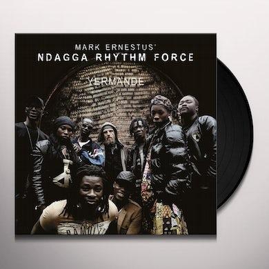 Mark Ndagga Rhythm Force Ernestus YERMANDE Vinyl Record