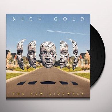 Such Gold New Sidewalk (Teal/B Vinyl Record