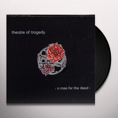 Theatre Of Tragedy ROSE FOR THE DEAD Vinyl Record