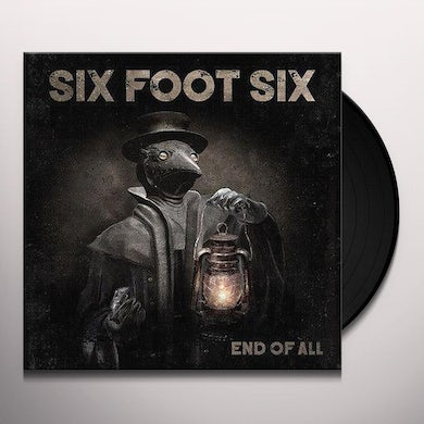 END OF ALL Vinyl Record
