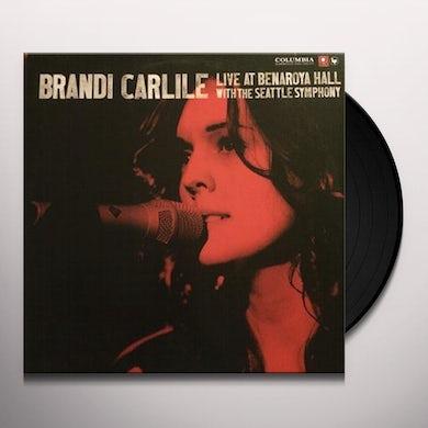 Brandi Carlile  LIVE AT BENAROYA HALL (WITH THE SEATTLE SYMPHONY) Vinyl Record