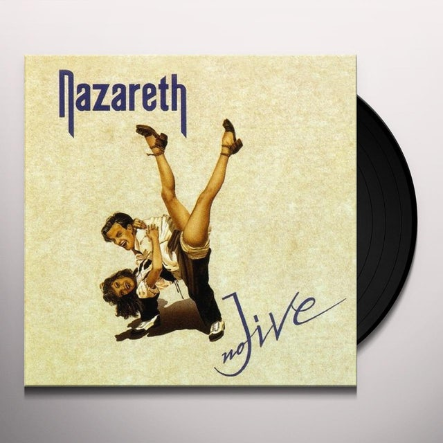 Nazareth NO JIVE Vinyl Record