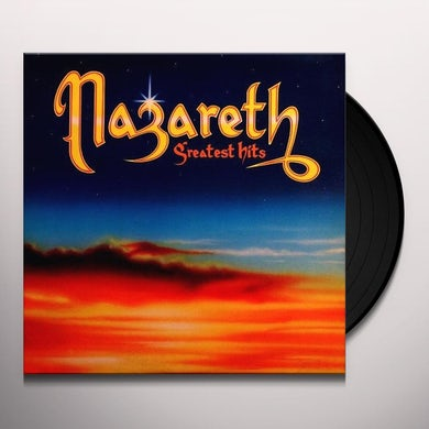 Nazareth GREATEST HITS Vinyl Record