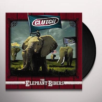Clutch ELEPHANT RIDERS Vinyl Record