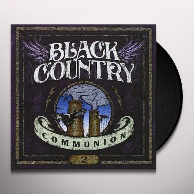 Black Country Communion 2 Vinyl Record