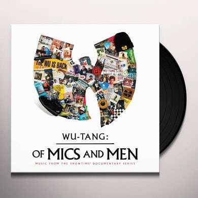 Wu-Tang Clan Of Mics & Men (LP) Vinyl Record