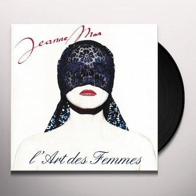 Jeanne mas L'ART DES FEMMES Vinyl Record