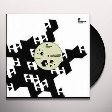 Andomat 3000 HAPPY CRAPPYNESS Vinyl Record