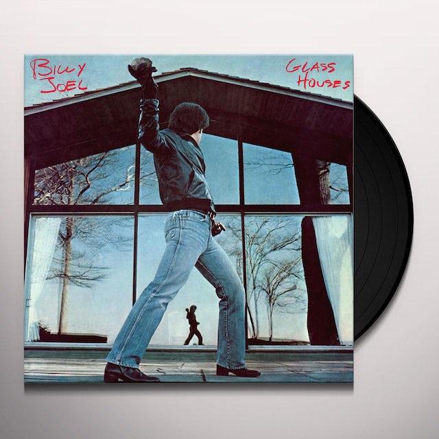 Billy Joel GLASS HOUSES Vinyl Record