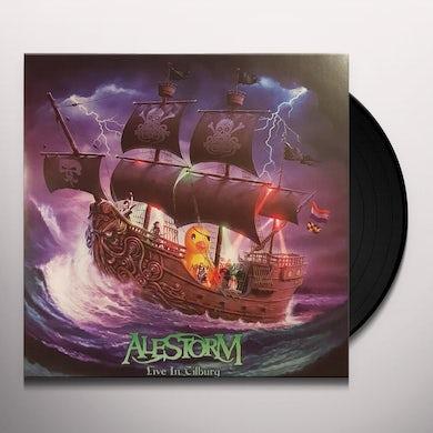 Alestorm Live In Tilburg Vinyl Record