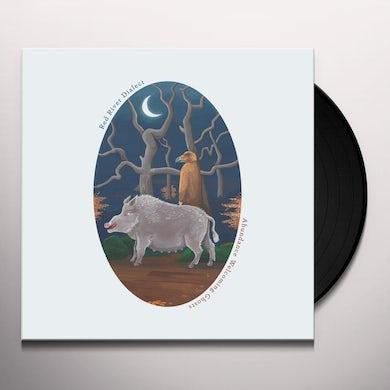 ABUNDANCE WELCOMING GHOSTS (COLOR VINYL) Vinyl Record