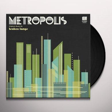 Broken Lamps Metropolis Vinyl Record