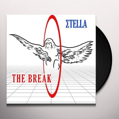 STELLA The Break Vinyl Record