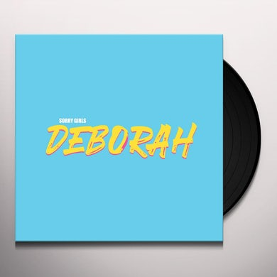 Sorry Girls DEBORAH Vinyl Record