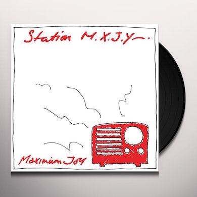 STATION M.X.J.Y. Vinyl Record
