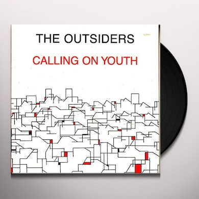 The Outsiders Calling On Youth Vinyl Record