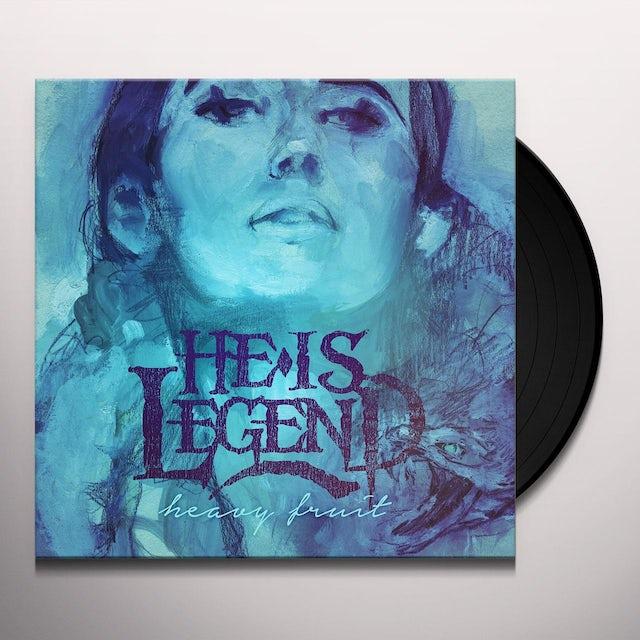 He Is Legend HEAVY FRUIT Vinyl Record