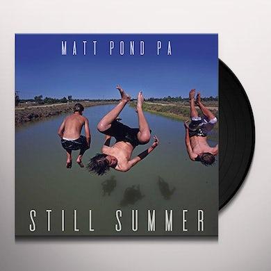 Matt Pond PA STILL SUMMER Vinyl Record