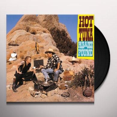 Hot Tuna PAIR A DICE FOUND Vinyl Record