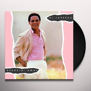 Al Jarreau BREAKIN' AWAY Vinyl Record