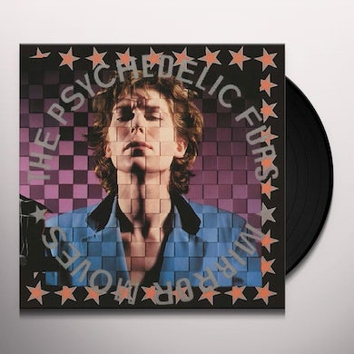 Psychedelic Furs MIRROR MOVES Vinyl Record - Holland Release