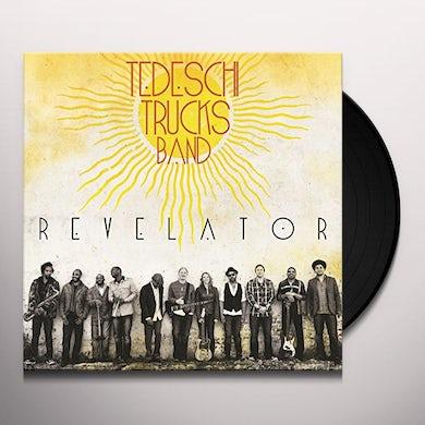 Tedeschi Trucks Band REVELATOR Vinyl Record