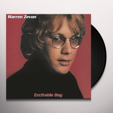 EXCITABLE BOY Vinyl Record