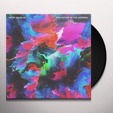 David Douglas SPECTATORS OF THE UNIVERSE Vinyl Record