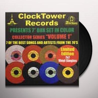 Clocktower Collector Series Of 7: Volume One / Var Vinyl Record