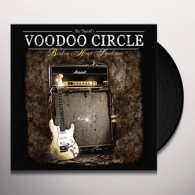 Voodoo Circle BROKEN HEART SYNDROME Vinyl Record