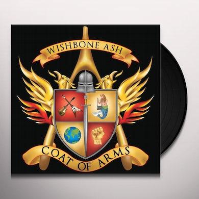 Wishbone Ash COAT OF ARMS Vinyl Record