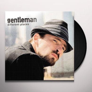 Gentleman DIFFERENT PLACES Vinyl Record