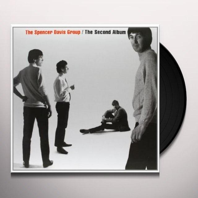 Spencer Group Davis SECOND ALBUM Vinyl Record