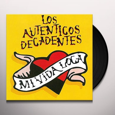 MI VIDA LOCA Vinyl Record