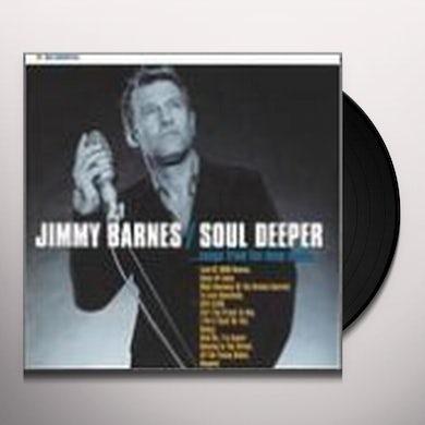 Jimmy Barnes SOUL DEEP Vinyl Record